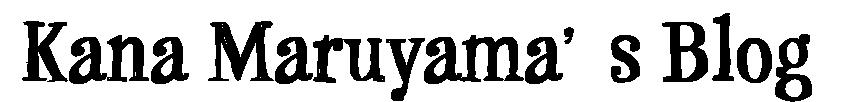 Kana  Maruyama